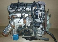 Двигатель контрактный D4CB АКПП 331004А420 - тнвд