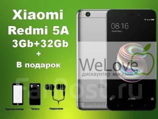 Xiaomi Redmi 5A. Новый, 32 Гб