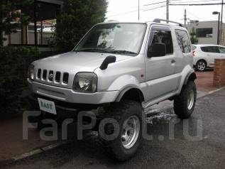Suzuki Jimny Wide. механика, 4wd, 1.3 (85 л.с.), бензин, б/п, нет птс. Под заказ