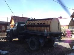 ГАЗ 53. Продам ассенизаторскую машину, 8 200 куб. см.