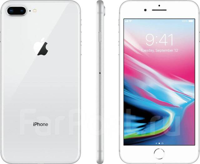 Apple iPhone 8 Plus. Новый, 256 Гб и больше, 3G, 4G LTE