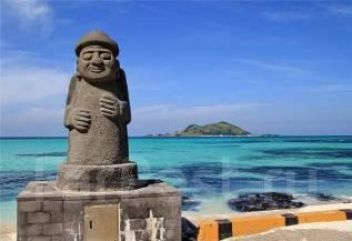 Южная Корея. Чеджу. Экскурсионный тур. Мистический остров Чеджу-! Только один чартерный рейс 20.06! 43 300!