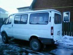 ГАЗ 2217 Баргузин. Продается ГАЗ Соболь 2217, 2 900куб. см., 7 мест