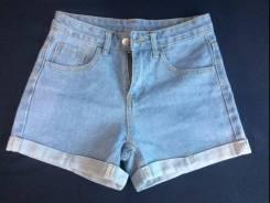 Шорты джинсовые. 40, 42