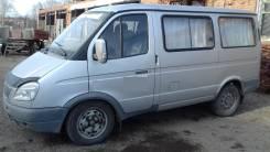 ГАЗ 2217 Баргузин. ГАЗ 2217 (категория В), 2 400 куб. см., 8 мест