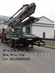 Автобетононасосы от 18 до 25м , 30-32 м, 50-52 м