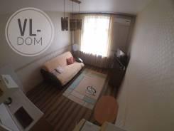 1-комнатная, улица Адмирала Фокина 17. Центр, 32кв.м. Вторая фотография комнаты