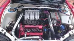 Двигатель в сборе. Mitsubishi Legnum, EC5W, EA5W Mitsubishi Galant, EA5A, EC_A, EC5A, EA5W, EA_A Mitsubishi FTO, DE2A, DE3A Двигатели: 6A13, 4G93, 6A1...