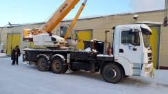 Ивановец КС-54714. Продается автокран 35 тонн, 7 000куб. см., 35 000кг., 39м.