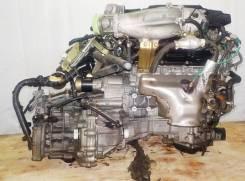 VQ23-DE Двигатель контрактный J31 Teana