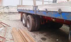 Trailmobil. Прицеп trailmobile p239g, 25 000 кг.