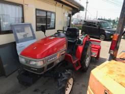 Yanmar. Продам трактор F200 с ПСМ, 20 л.с.