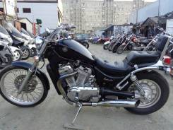 Suzuki VS 400 Intruder. 400 куб. см., исправен, птс, без пробега