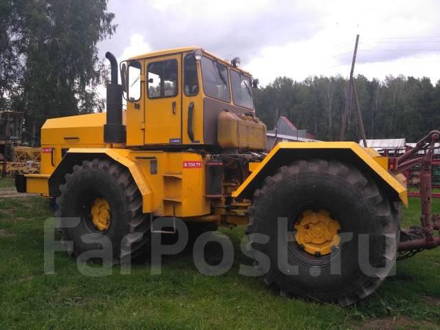 Кировец К-701. Трактор К-704, 400 л.с. (294,2 кВт)