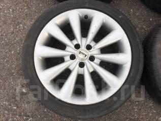 Колеса VW 5x100 215/45R17 VW Skoda Subaru Seat Toyota. 7.5x17 5x100.00 ET35 ЦО 57,1мм.