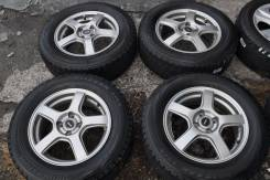Bridgestone Toprun. 5.5x15, 4x100.00, ET42