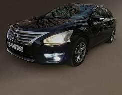 Nissan Teana. С водителем