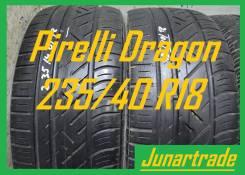 Pirelli Dragon. Летние, 2005 год, 20%, 2 шт