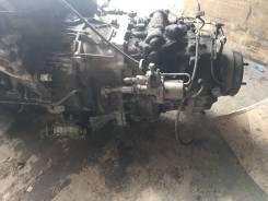 МКПП. Mitsubishi Fuso Двигатель 6D17