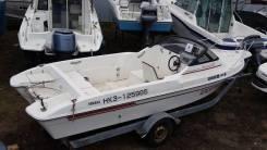 Yamaha FC-21. Год: 2005 год, длина 6,30м., двигатель подвесной, бензин