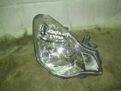 Фара. Nissan Almera, G15RA Двигатель K4M