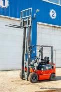 Heli. Дизельный вилочный погрузчик HELI FD 15, 1 500 куб. см., 1 500 кг.