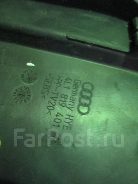 Решетка под дворники. Audi Q7, 4LB