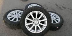 Колёса R16 Allion, Premio, Prius, Wish. 6.0x16 5x100.00 ET42 ЦО 65,0мм.