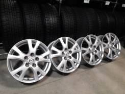 """Mazda. 6.5x16"""", 5x114.30, ET55, ЦО 67,1мм."""