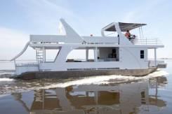 Lodka Haus LH 114. 2016 год год, длина 15,50м., двигатель подвесной, 200,00л.с., бензин