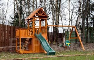 Детская площадка Бергамо