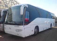 Higer. Туристический автобус 6119, 55 мест, наличие, 55 мест, В кредит, лизинг