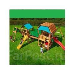 Детский игровой комплекс Grand Barn