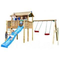 Детский игровой комплекс Play house XL + Swing.