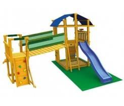 Детская площадка Fort + Bridge