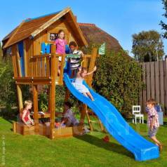 Детский игровой комплекс Crazy play house