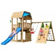 Детская площадка Barn + Climb module