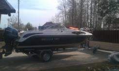 Grizzly 580 Cruiser. Год: 2012 год, длина 580,00м., двигатель подвесной, 115,00л.с., бензин