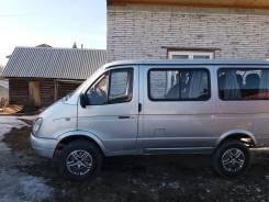 ГАЗ 2217 Баргузин. Продам баргузин 4x4, 2 400 куб. см., до 3 т