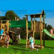 Детский городок Castle + bridge module