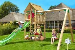 Детская площадка Castle + Swing module