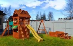 Детская площадка Теремок+