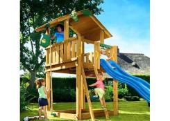 Детская игровая площадка Chalet + play house