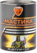 """Мастика полимерно-битумная """"Бастион"""" 1 л. (1 кг.) (жестяная банка) ELTRANS EL-0208.01"""