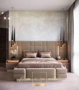 De'Art™ Studio. Дизайн-проект интерьера квартиры S 104 м2. Тип объекта квартира, комната, срок выполнения месяц