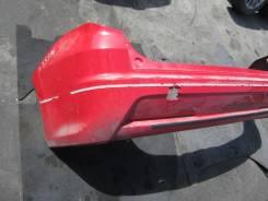 Бампер задний Honda Stream RN6/7/8/9 красный.