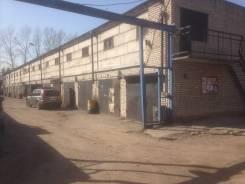 Гаражи кооперативные. улица Ангарская 13, р-н Индустриальный, 20 кв.м., электричество, подвал.