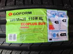 Goform EcoPlus. Летние, 2017 год, без износа, 4 шт