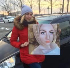 Печать ФОТО, Портретов, Коллажей на холсте