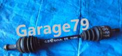 Привод. Honda Logo, GA3 Двигатели: D13B, D13B7